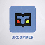 Broomker logo