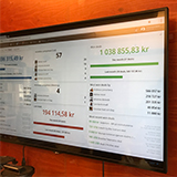 Sales board