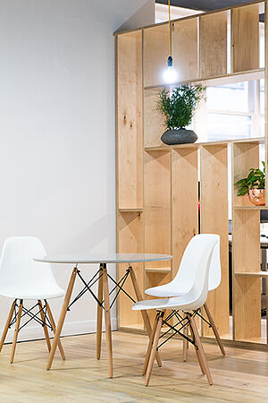 Furnishing for the ultimate workplace
