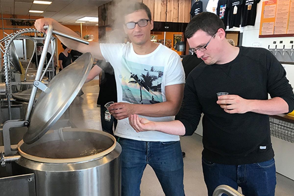 Meetio beer brewing