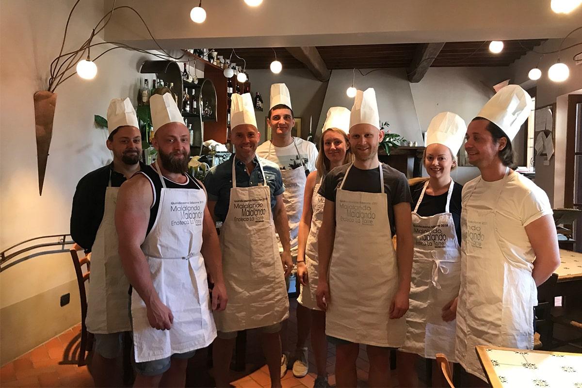Meetio chefs