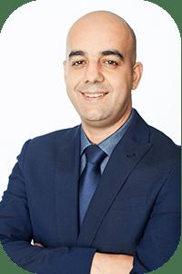 Reza Dizadji at WABCO