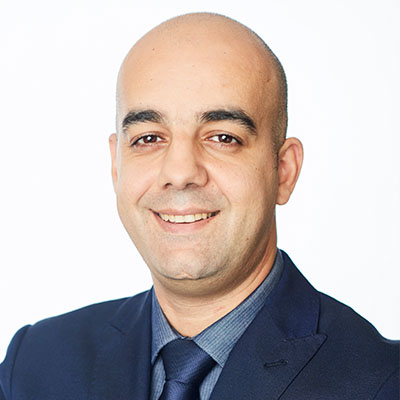 Reza Dizadji - Wabco