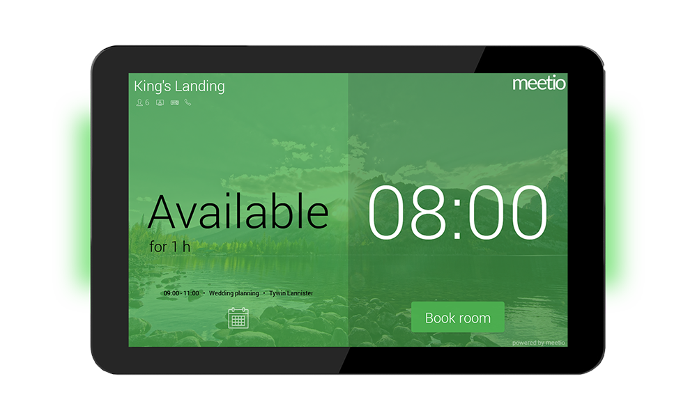 Meetio Room - meeting room booking system