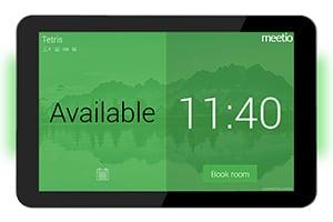 Meetio Room-skärm
