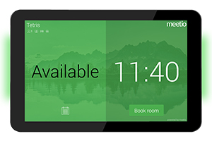 Meetio Room tablet