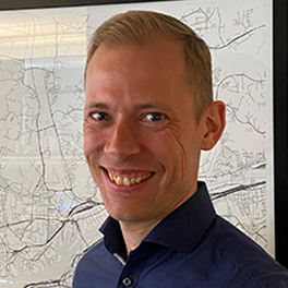 Jonas Westerlund, Tenant & Partner