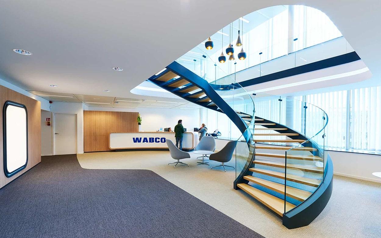 Wabco reception area