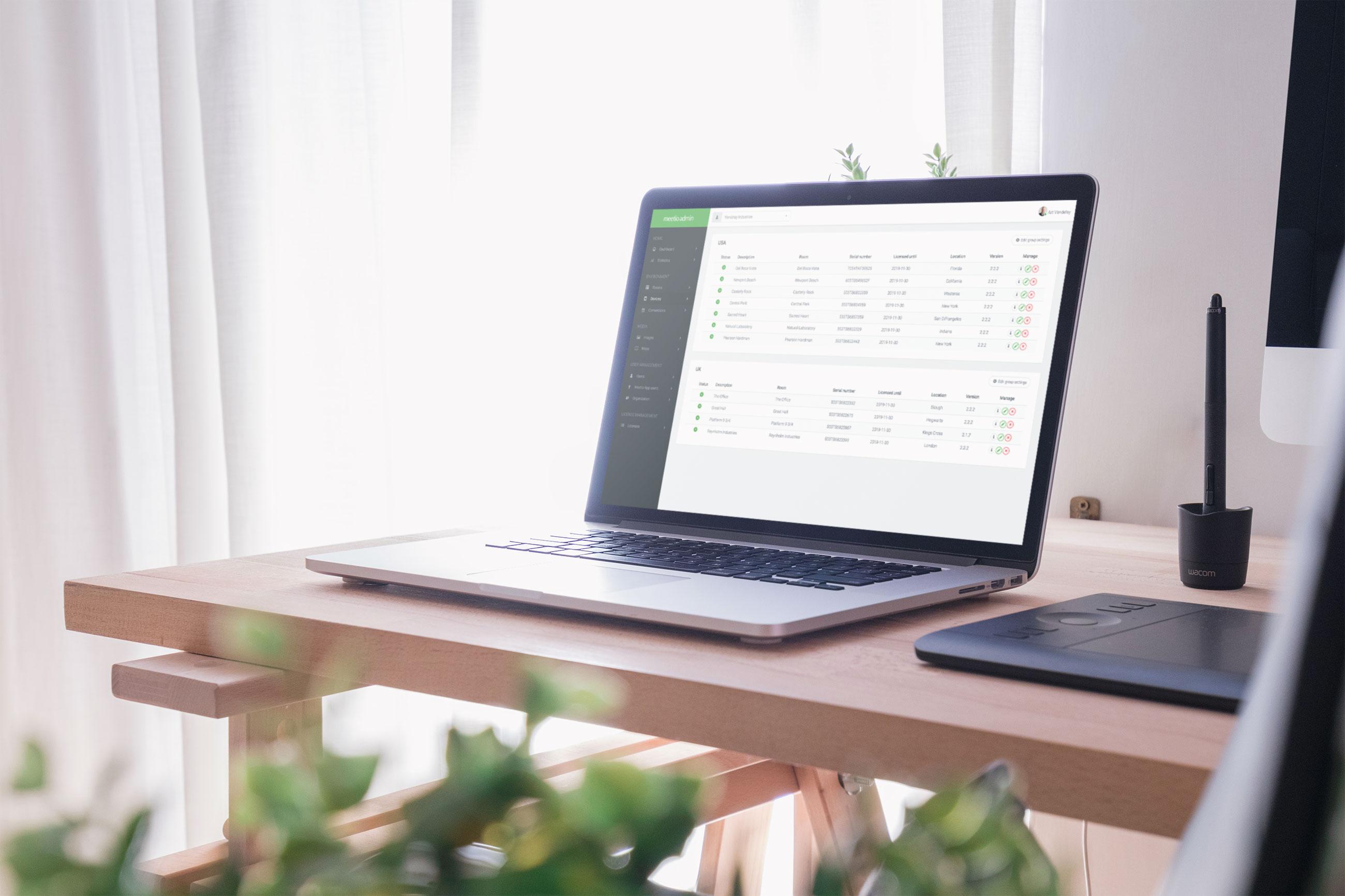 meetio-admin-in-macbook