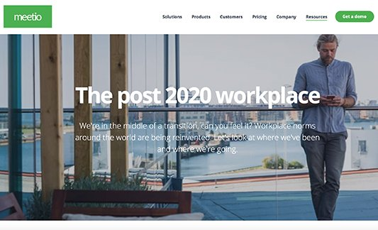 The post 2020 workplace