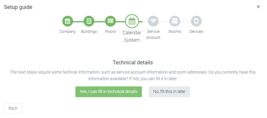 meetio room technical details